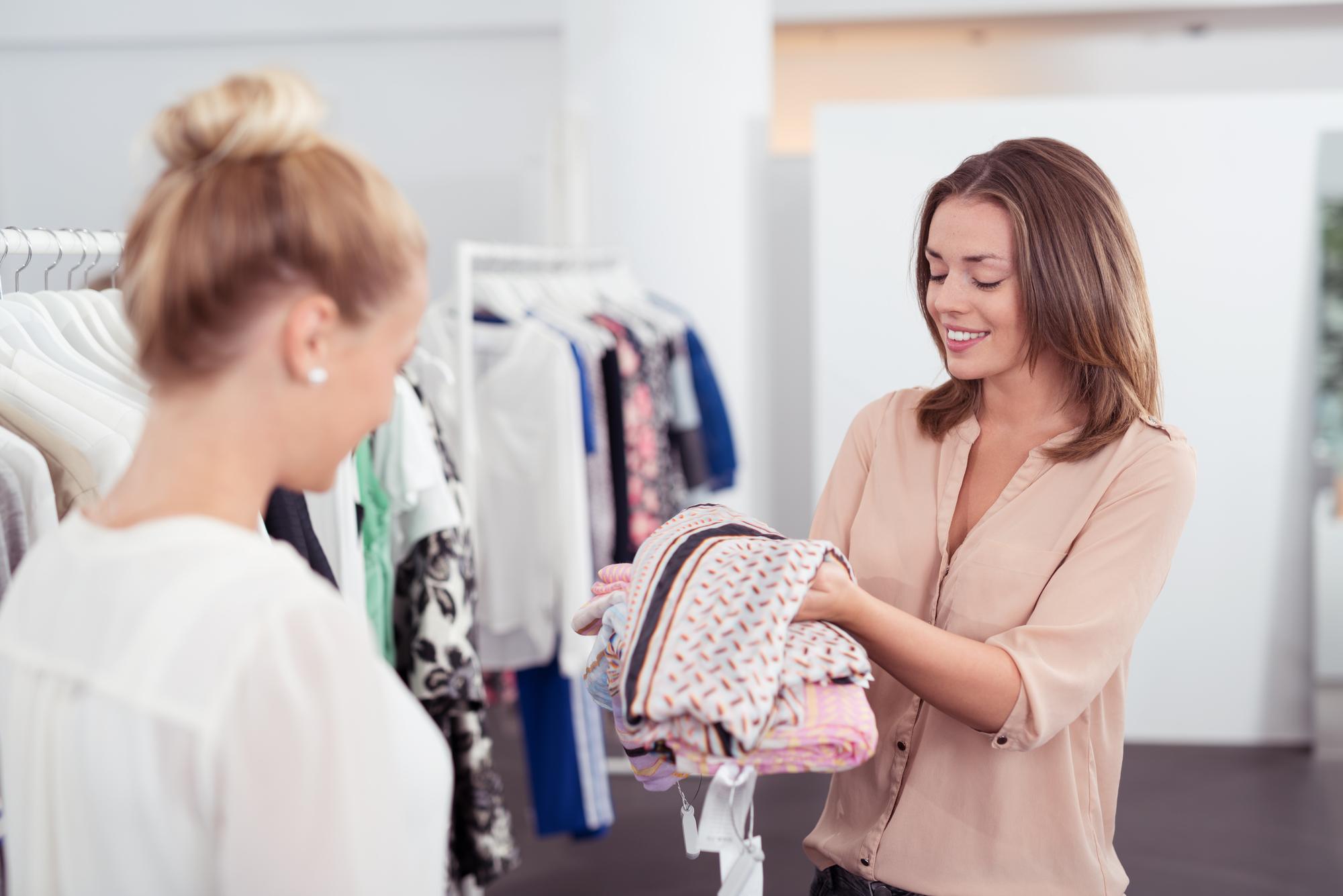 2bcd6c25d Seja referência em atendimento na sua loja de roupas | Blog Comprar ...