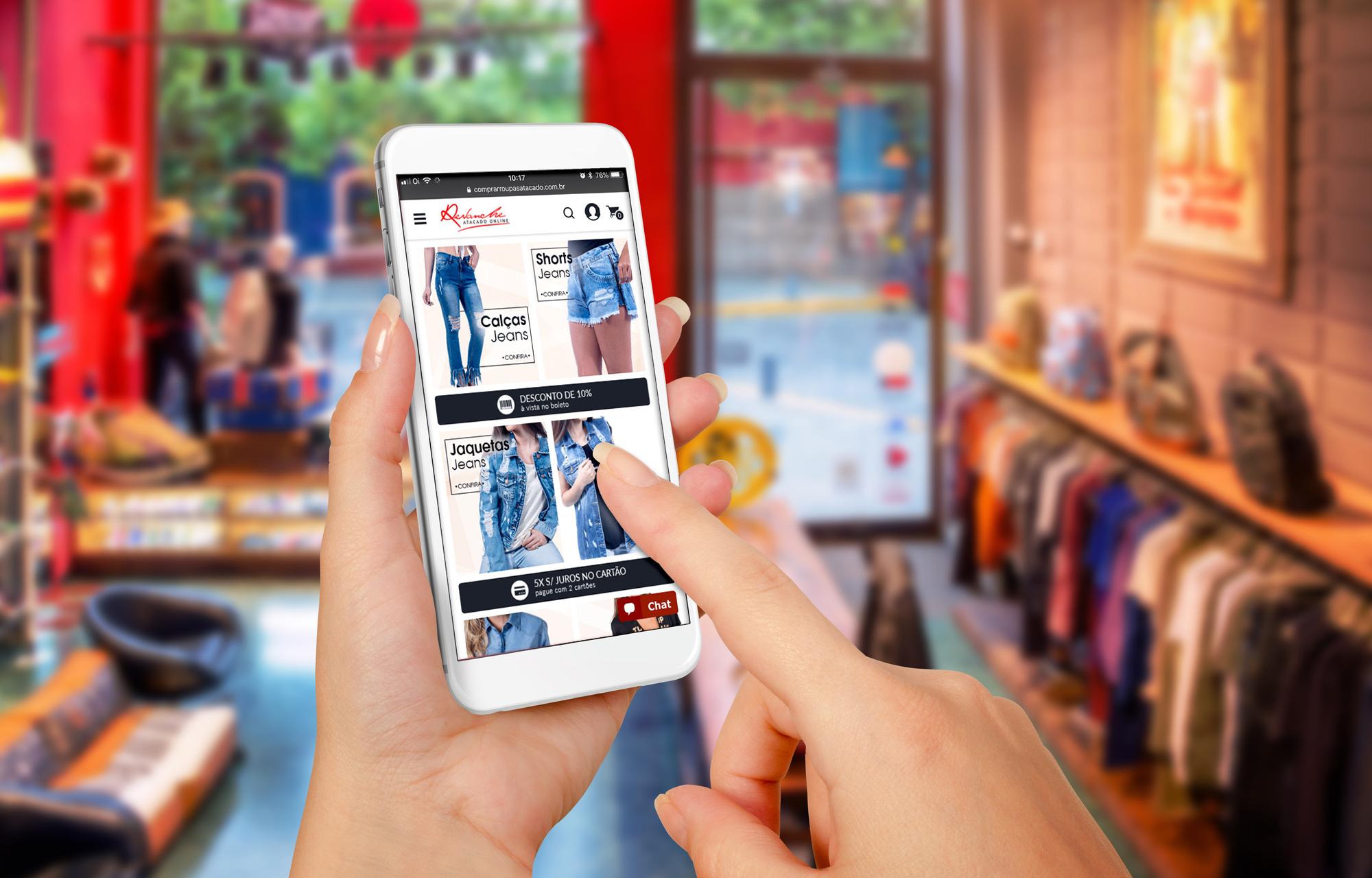 cfff11dea7830b Economize comprando no atacado de roupas online da Revanche | Blog Comprar  Roupas Atacado