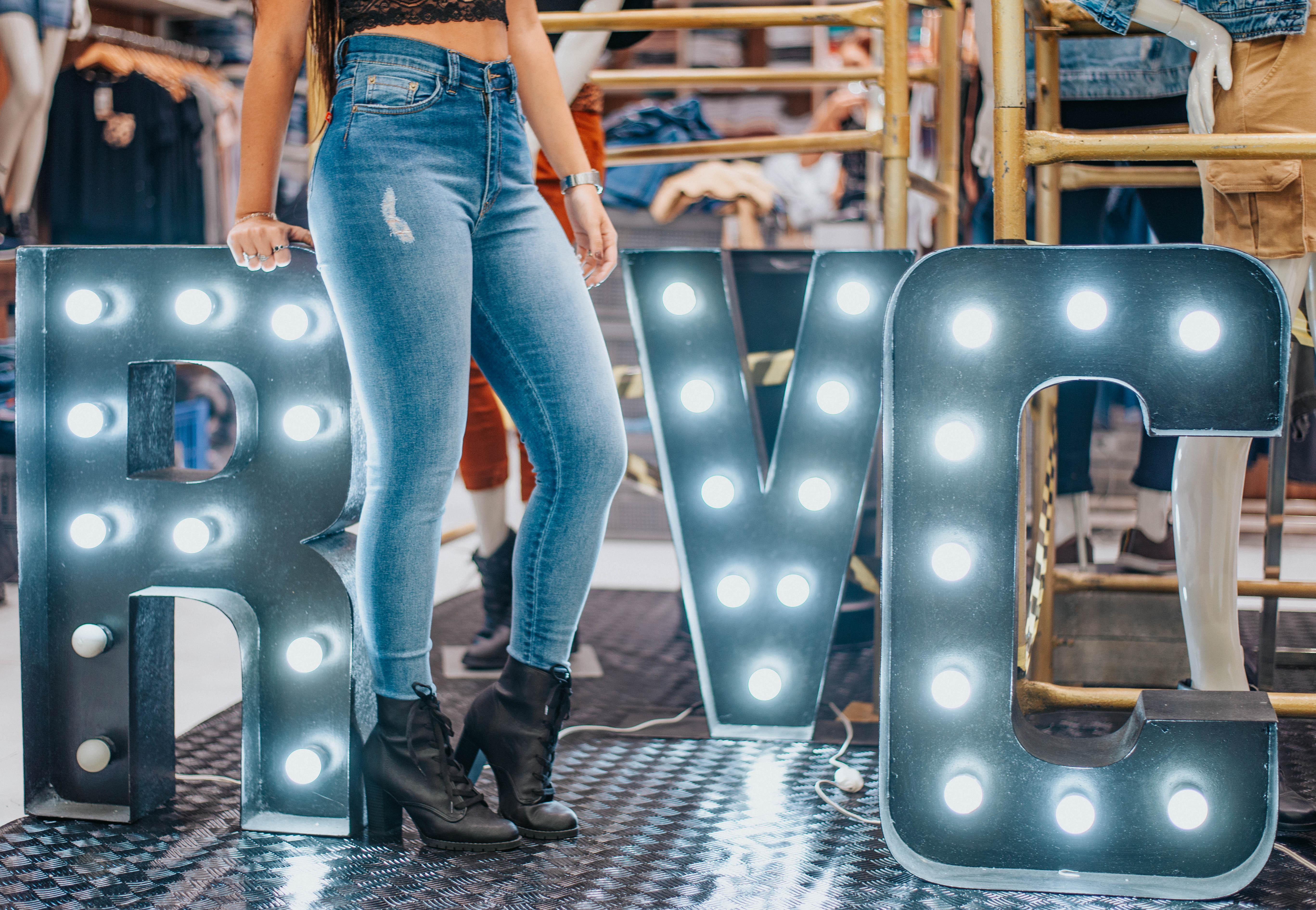 Revanche divulga coleção outono/inverno no Mega Fashion Week
