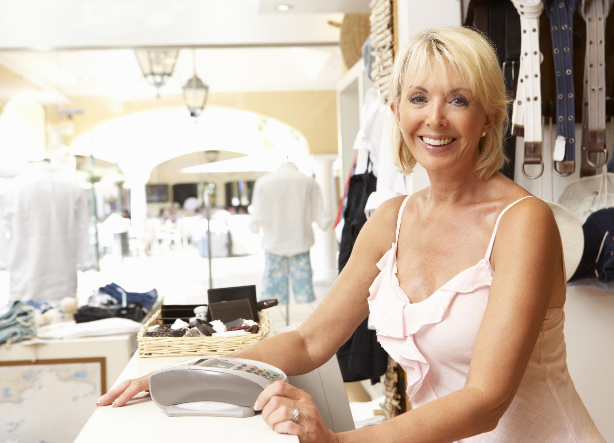 3 erros comuns na administração da loja de roupas
