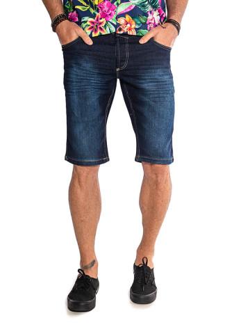 Bermuda Jeans Atacado Masculina Revanche Chade Frente