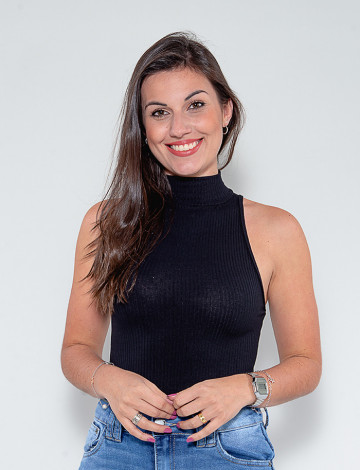 Body Atacado Feminino Revanche Porto Luís Preto Frente