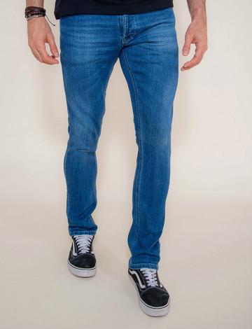 Calça Jeans Atacado Basica Masculina Revanche Noruega Frente