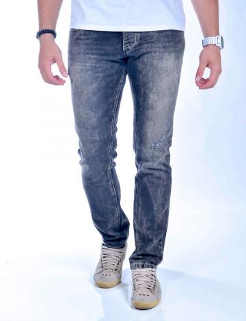 Calças Jeans Atacado Black Masculino Revanche Paliquir  Preto Frente