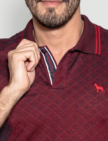 7af9d63f4c Camisa Polo Atacado Masculino revanche São José. Camisa Polo Atacado  Masculino revanche São José Vermelho Frente. Mais Visões