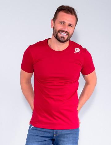 Camiseta Atacado Masculino Revanche Ben Bordo Frente