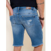 Bermuda Jeans Atacado Masculino Revanche Abeba Costas
