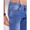 Calça Jeans Atacado Masculina Revanche Costa Rica Azul Detalhe