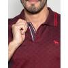 Camisa Polo Atacado Masculino revanche São José Vermelho Detalhe