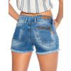 Shorts Jeans Atacado Destroyed Feminino Revanche Proença Costas