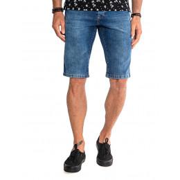 Bermuda Jeans Atacado Revanche Masculino Estonia Frente
