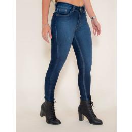 Calça Jeans Atacado Cigarrete Feminina Revanche Doa  frente