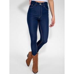 Calça Jeans Atacado Cigarrrete Hot Pants Feminina Revanche Leste Frente