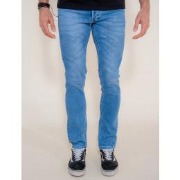 Calça Jeans Atacado com Frente Tradicional Masculino Revanche Bolzano Frente