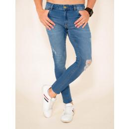 Calça Jeans Atacado Skinny Masculina revanche TysON frente