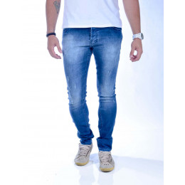 Calça Jeans Masculina Revanche Escópia Frente