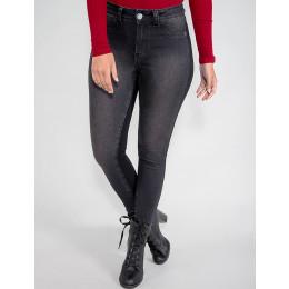 Calça Jeans Atacado c/ Bandagem Cigarrete Fem. Revanche Andorra Frente