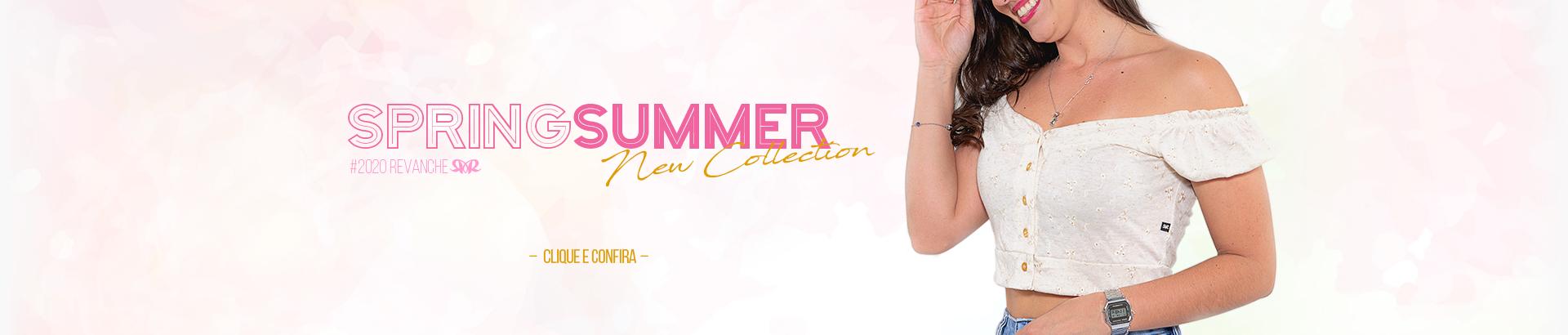 Banner - Spring Summer Fem