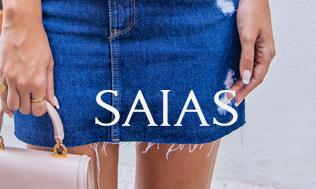 Saias Jeans Revanche