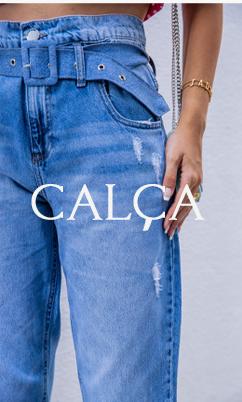 Calças Jeans Feminina Revanche