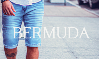 Bermudas Jeans Masculinas Revanche