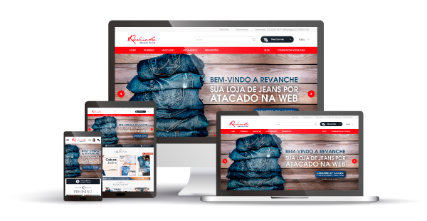 Site Revanche Atacado